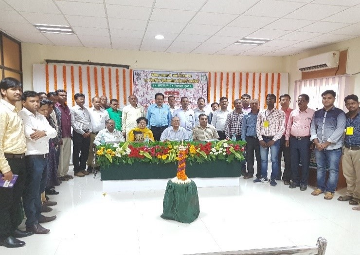 Inauguration of SLTP on Cotton (29.08.2018)
